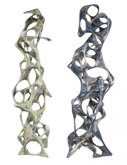 Wolfgang Flad, Skulptur, sculpture